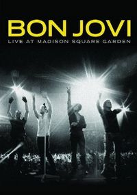 Cover Bon Jovi - Live At Madison Square Garden [DVD]